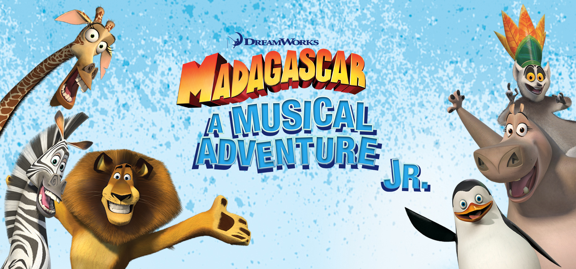 Madagascar Jr - A Musical Adventure • All About Theatre