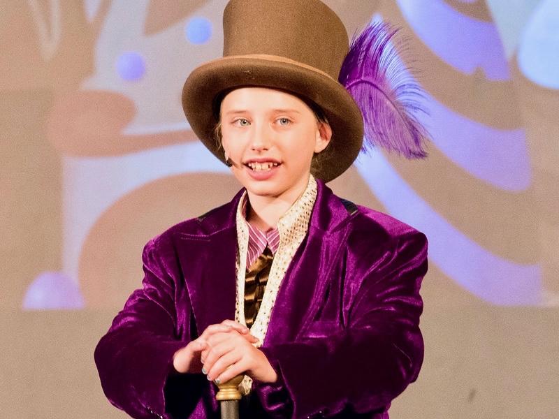 2017 Willy Wonka
