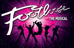 All About Theatre Footloose Logo