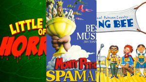 AAT little shop spamalot spelling bee