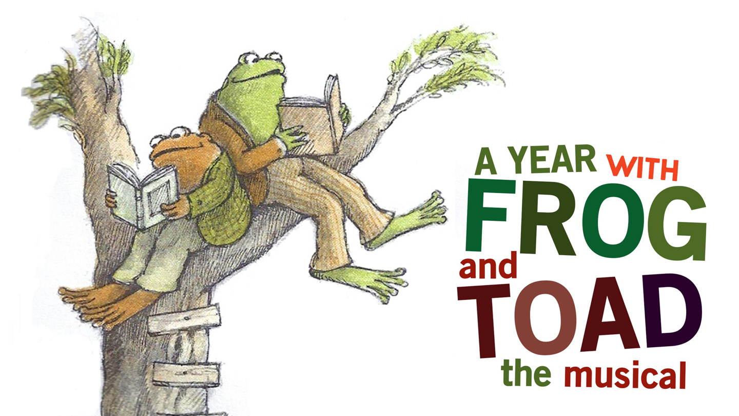 a year with frog and toad kids u2022 all about theatre rh allabouttheatre org frog and toad together clipart Frog and Toad Book Clip Art