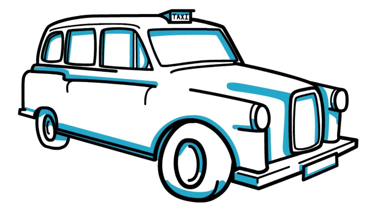 taxi-cab-drawing-2