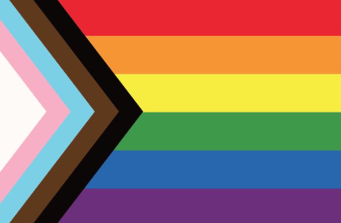 Progress Pride Flag Image (Queer)